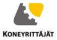 Koneyrittäjät, logo